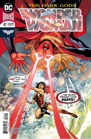 Wonder Woman # 47 Issues V5 - Rebirth (2016 - en cours)