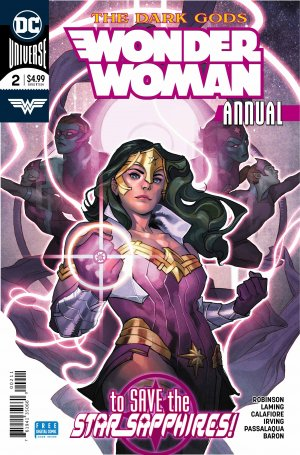 Wonder Woman # 2 Issues V5 - Rebirth Annuals (2017 - en cours)