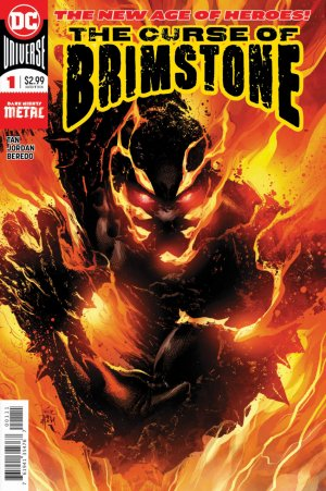The Curse of Brimstone 1 Issues (2018-2019)