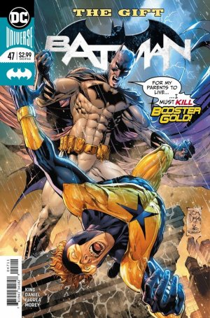 Batman # 47 Issues V3 (2016 - Ongoing) - Rebirth