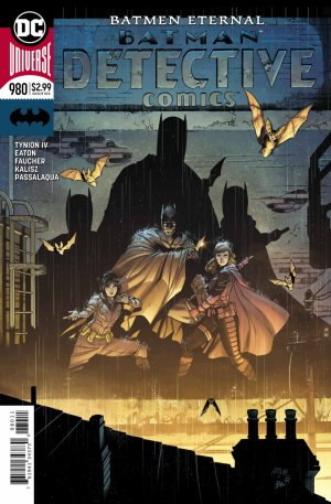 Batman - Detective Comics # 980 Issues V1 Suite (2016 - Ongoing)