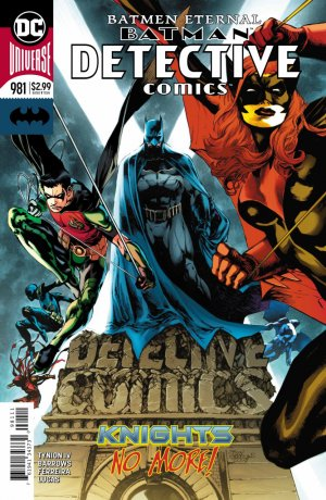 Batman - Detective Comics # 981 Issues V1 Suite (2016 - Ongoing)