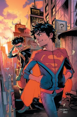 Super Sons # 16 Issues V1 (2017 - 2018)