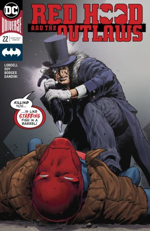 Red Hood and The Outlaws # 22 Issues V2 (2016 - Ongoing) - Rebirth