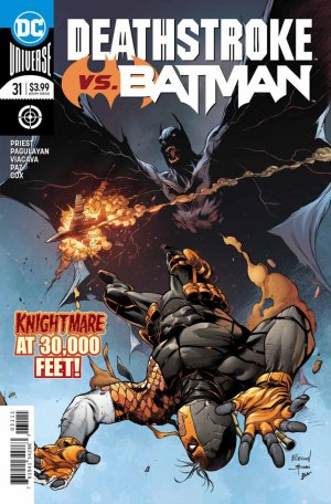 Deathstroke # 31 Issues V4 (2016 - 2019) - Rebirth