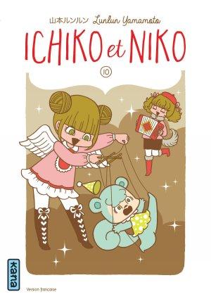 Ichiko et Niko 10 Simple