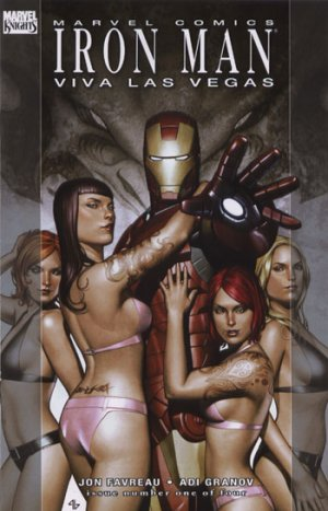 Iron Man - Viva Las Vegas # 1 Issues (2008)