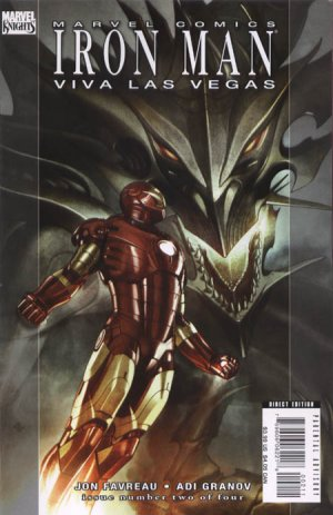 Iron Man - Viva Las Vegas # 2 Issues (2008)