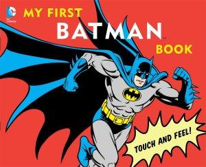 My First Batman Book édition Board book