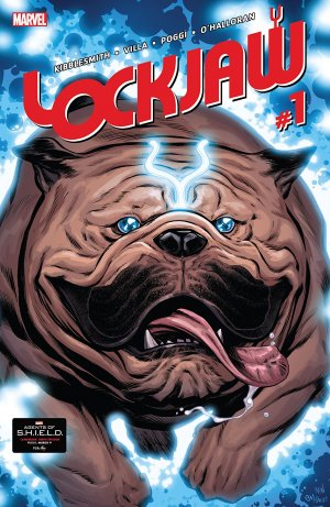 Lockjaw édition Issues (2018)