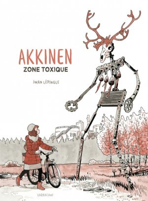 Akkinen zone toxique édition simple