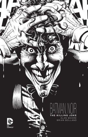Batman - Rire et Mourir édition TPB hardcover (cartonnée) - Edition N&B