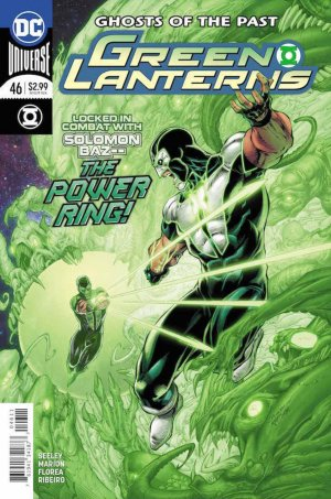 Green Lanterns # 46 Issues V1 (2016 - Ongoing)