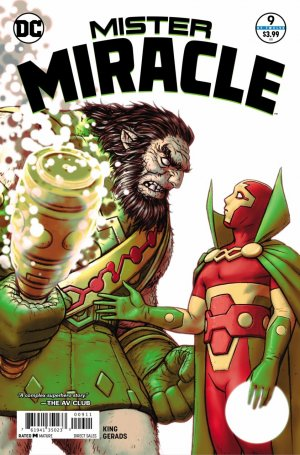 Mister Miracle # 9 Issues V4 (2017 - 2018)