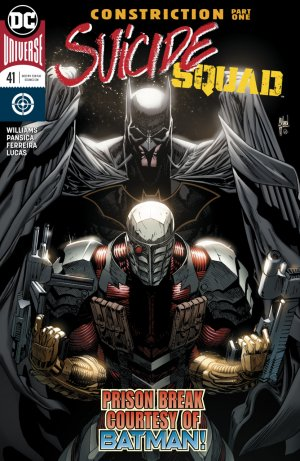 Suicide Squad # 41 Issues V5 (2016 - 2019) - Rebirth