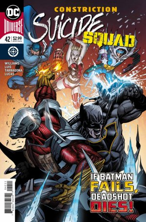 Suicide Squad # 42 Issues V5 (2016 - 2019) - Rebirth