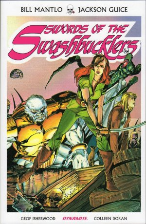 Swords of the Swashbucklers édition TPB softcover (souple)