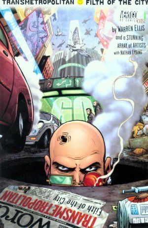 Transmetropolitan - Filth of the City édition Issues