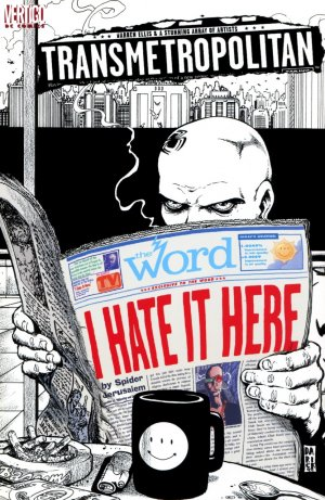 Transmetropolitan - I Hate It Here édition Issues