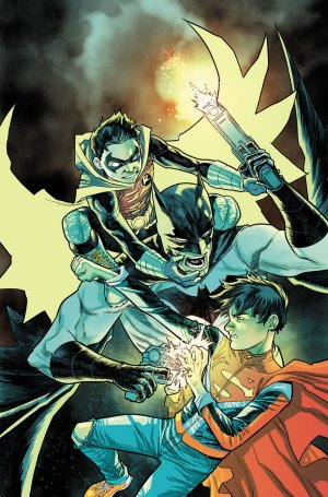 Super Sons of Tomorrow édition TPB softcover (souple)