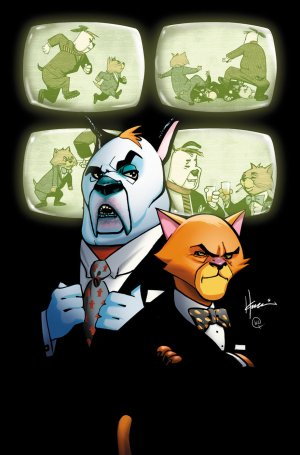 The Ruff and Reddy Show édition TPB softcover (souple)