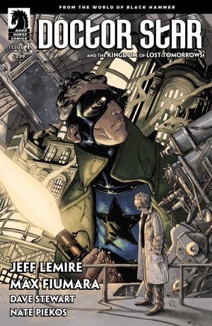 Black hammer présente - doctor star & le royaume des lendemain perdus édition Issues (2018)