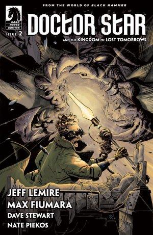 Black hammer présente - doctor star & le royaume des lendemain perdus 2 Issues (2018)
