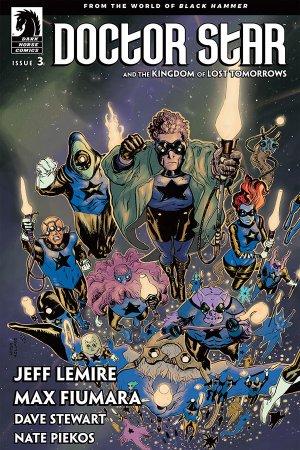 Black hammer présente - doctor star & le royaume des lendemain perdus # 3 Issues (2018)