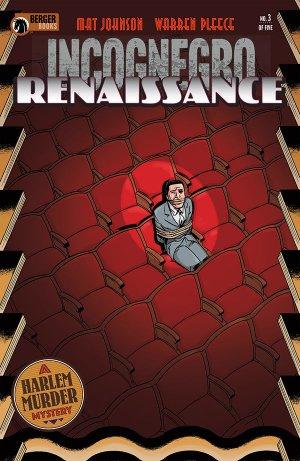 Incognegro - Renaissance 3 Issues (2018)