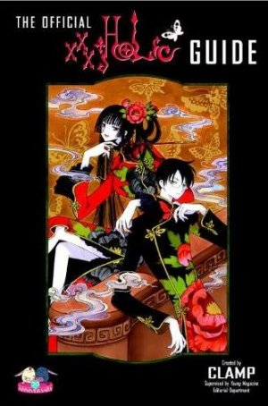 couverture, jaquette The Official xxxHolic Guide