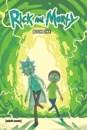 Rick et Morty édition TPB hardcover (cartonnée)