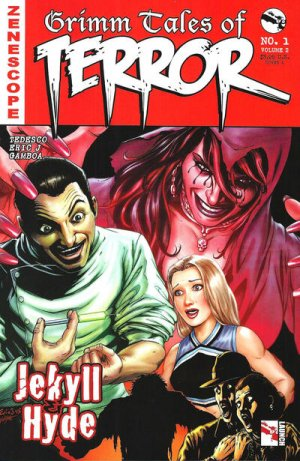 Grimm tales of terror édition Issues V2 (2015 - 2016)