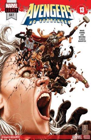 Avengers # 687 Issues V1 Suite (2017 - 2018)
