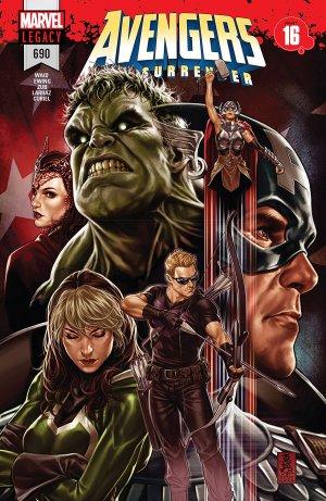Avengers # 690 Issues V1 Suite (2017 - 2018)
