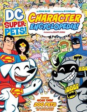 DC Super-Pets Character Encyclopedia édition TPB softcover (souple)