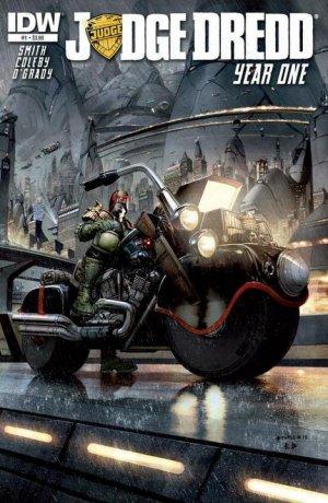 Judge Dredd - Année Un édition Issues (2013)