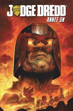 Judge Dredd - Année Un édition TPB softcover (souple)