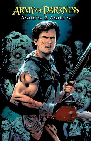 Army of Darkness édition TPB hardcover (cartonnée)