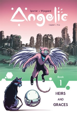 Angelic édition TPB softcover (souple)