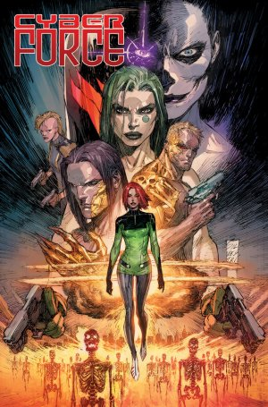 Cyberforce édition Issues V5 (2018)