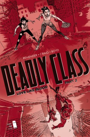 Deadly Class # 33 Issues (2014 - Ongoing)