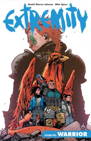 Extremity # 2 TPB softcover (souple)