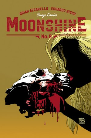 Moonshine # 9 Issues (2016 - Ongoing)