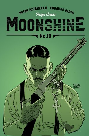 Moonshine # 10 Issues (2016 - Ongoing)