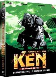 couverture, jaquette Hokuto no Ken - La légende de Toki   (Kaze) OAV