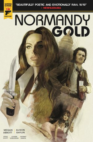 Normandy Gold édition TPB softcover (souple)