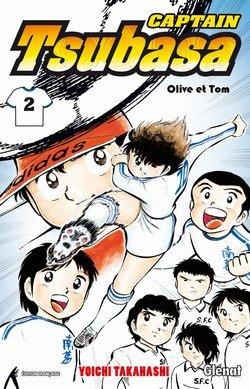 couverture, jaquette Captain Tsubasa 2 Réédition Française (Glénat Manga)