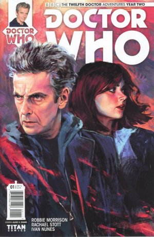 Doctor Who - The Twelfth Doctor Year Two édition Issues (2016 - 2017)