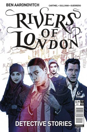 Rivers of London - Detective Stories édition Issues (2017)