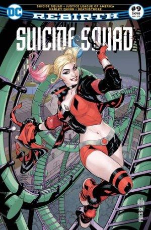 Suicide Squad # 9 Kiosque (2017 - En cours)